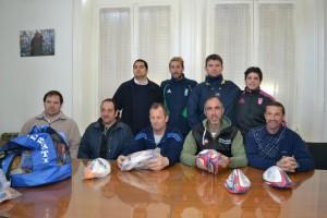 Se presentó el Plan de Difusión del Rugby en Chacabuco.