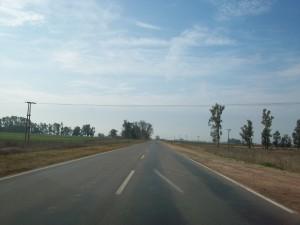 El hecho de inseguridad ocurrió en establecimiento del kilómetro 154.500 de la Ruta 51.