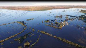 En Salto hay más de mil personas afectadas por las inundaciones