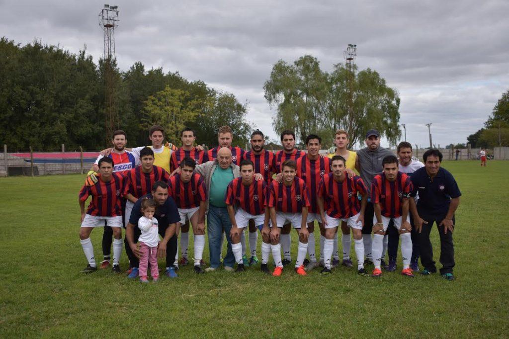 Cuarta División de San Lorenzo. Foto. Fernanda Saisi