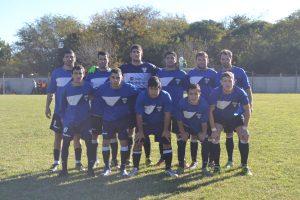 Primer equipo de 9 de Julio de Chacabuco.