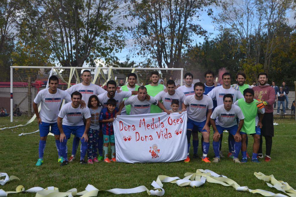 Primer equipo de San Lorenzo.