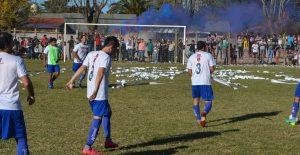 Sobre Nivel transmite en directo el partido entre San Lorenzo y Tres Sargentos.
