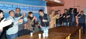 San Pedro decretó la elección democrática del delegado de O'Brien.