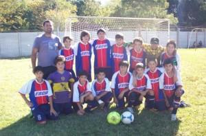 Categoría 2000 del Club San Lorenzo de Rawson.