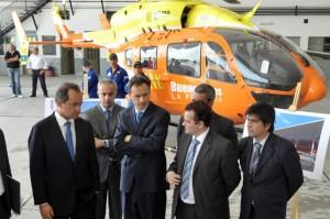 Subastarán cinco aeronaves de la Provincia.