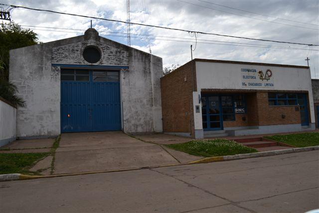 Sede Cooperativa Eléctrica de Chacabuco, Filial Rawson
