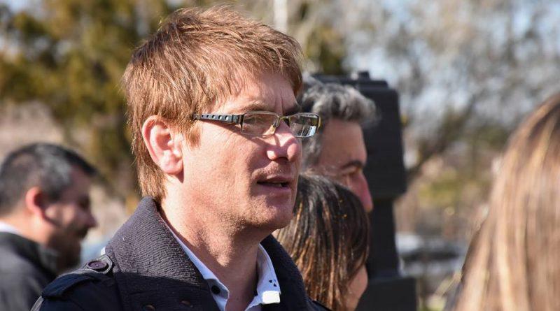 Julián Serritella, secretario de Salud