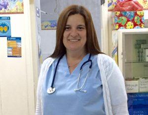 Dra. Silvina Charini.