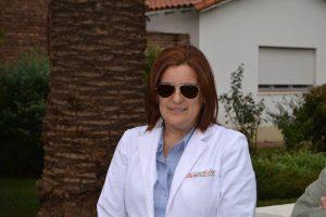 Dra. Silvina Charini, directora del nosocomio local