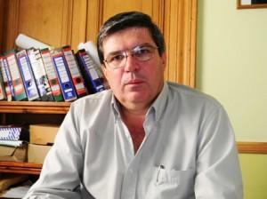 Julio Siri, el funcionario que falleció esta mañana.