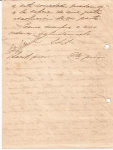 Sigue facsimil de la copia de Acta del Acta Preliminar de la Fundación de la Sociedad de Fomento 2/8/1926.