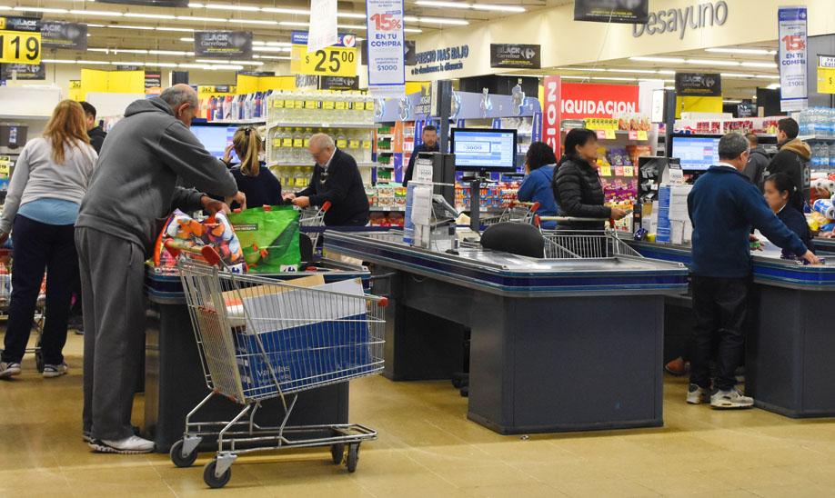La inflación de enero fue de 2,9%, según el Indec