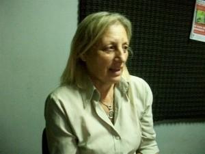 Susana Talento, integrante de la Comisión de Apoyo de la Sociedad Italiana de Rawson.
