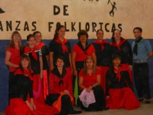 Parados de izquierda a derecha: Nancy Rodríguez, Bianca Santander, Laura Siré, Cintia Ojeda, Beatriz Méndez, Laura Troppiano, Patricia Fuertes y Ariel Giménez. Hincados de izquierda a derecha: Teresa Grennon, Yesica Martínez, Graciela León y Gisela Etchanchú.