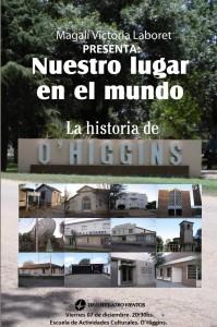 Presentán libro de la historia de O´Higgins.