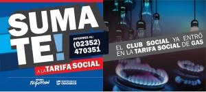 Tarifa Social de Gas: usuarios ensenciales