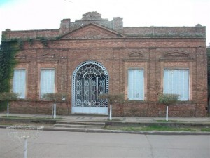 Teatro Italiano de Rawson.