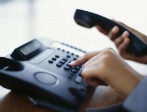 Un teléfono para la Comisaría de la Mujer en Chacabuco.