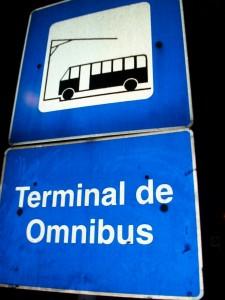 Terminal de Chacabuco.
