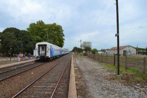 El servicio Retiro-Junín funcionará entre las estaciones Caseros y Junín.
