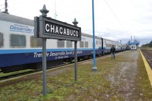Tren comunitario.