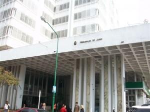 Sede Tribunales Junín.