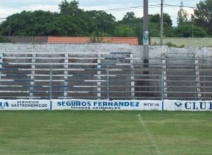 El fútbol de Argentina sin presencia de público visitante.