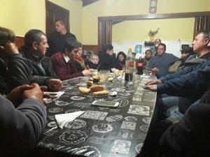 Unidad Ciudadana recorriendo Chacabuco