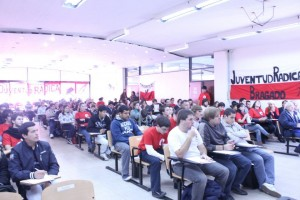 Encuentro Provincial en La Plata.
