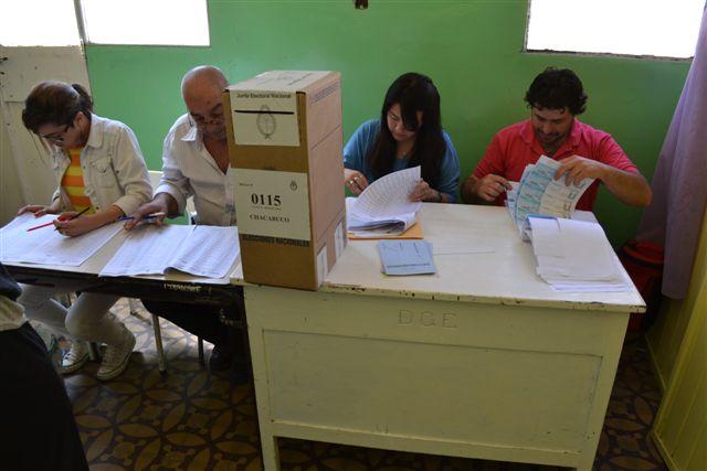 1.937 ciudadanos habilitados en Rawson para votar en las PASO 2019