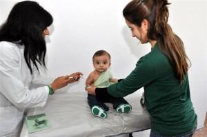 Comienza la distribución de la vacuna antigripal en la Provincia.