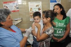 Desde hoy la Provincia aplica gratis la vacuna contra el neumococo a menores de dos años.