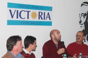 Diputado Provincial Cesar Valicenti sobre crisis ferroviaria