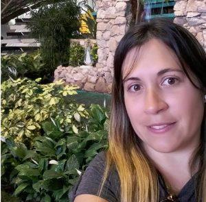 Vanesa Quevedo, directora del CEA nº 29 de Rawson.