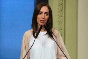 María Eugenia Vidal, Gobernadora de la Prov. de Bs. As.