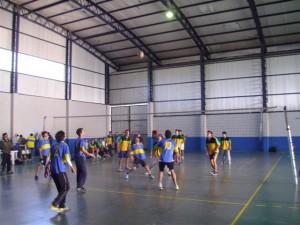 Deportistas de Rawson a la etapa regional de los Juegos Buenos Aires 2012.