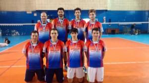 Equipo de Chacabuco en Torneo Ciudad de Chivilcoy.