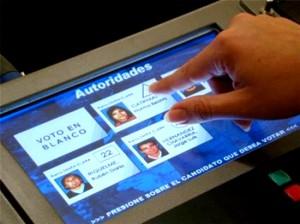 El FR a favor de la reforma electoral y el voto electrónico.
