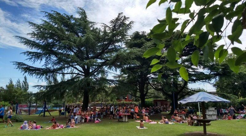 """Jornada de cierre del programa provincial """"Escuelas Abiertas en Verano"""""""