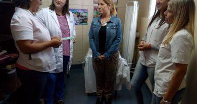 """Programa """"Salud Integral de la Mujer Embarazada"""""""