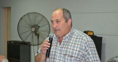 Ángel Olivetto, secretario de finanzas del STM