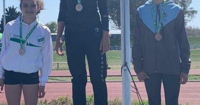 Medalla de Plata para Brisa Cepeda