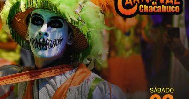 En Chacabuco: se viene el Carnaval 2020
