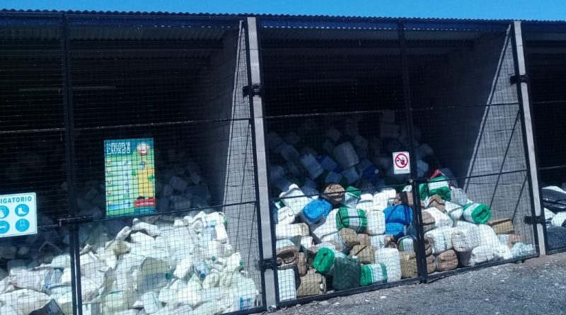 Chacabuco recicla: Productores rurales responsables