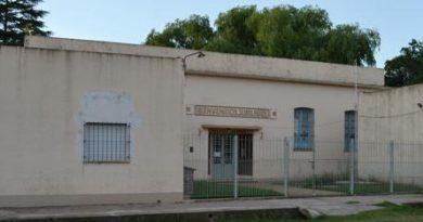 Centro de Jubilados y Pensionados de Rawson.
