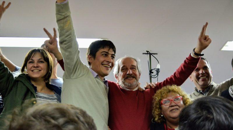 Garello, Carnaghi y Ciminelli.