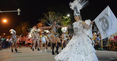 Carnavales 2019: última noche