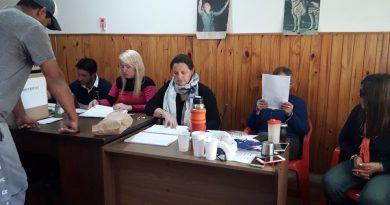Elecciones a delegados de la Cooperativa Eléctrica de Chacabuco