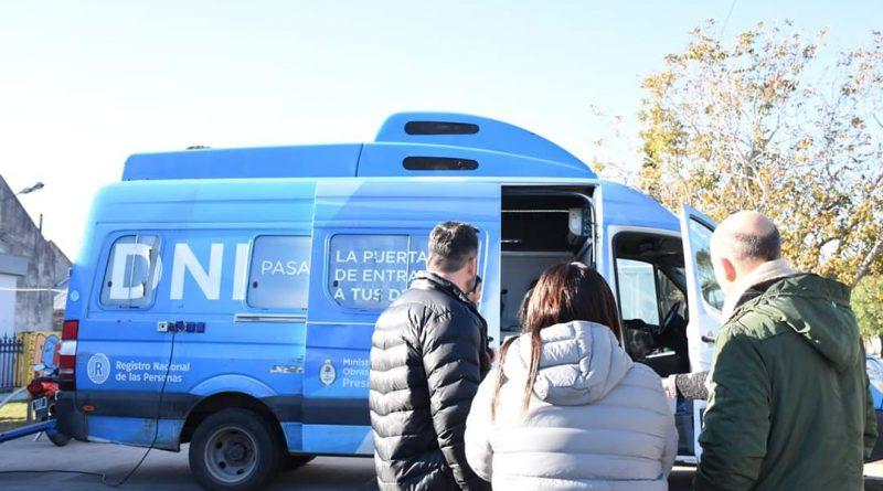 Cambio de domicilio para los vecinos de la avenida Alfonsín